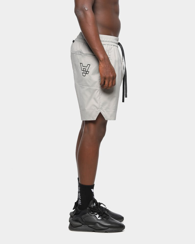 The Anti-Order Neo-Basketball Short Ice Grey