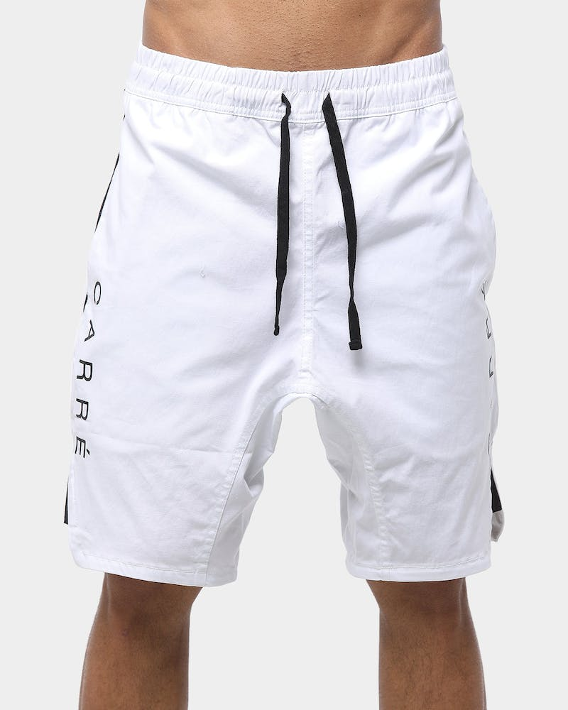 Carré Renegade Shorts White/Black