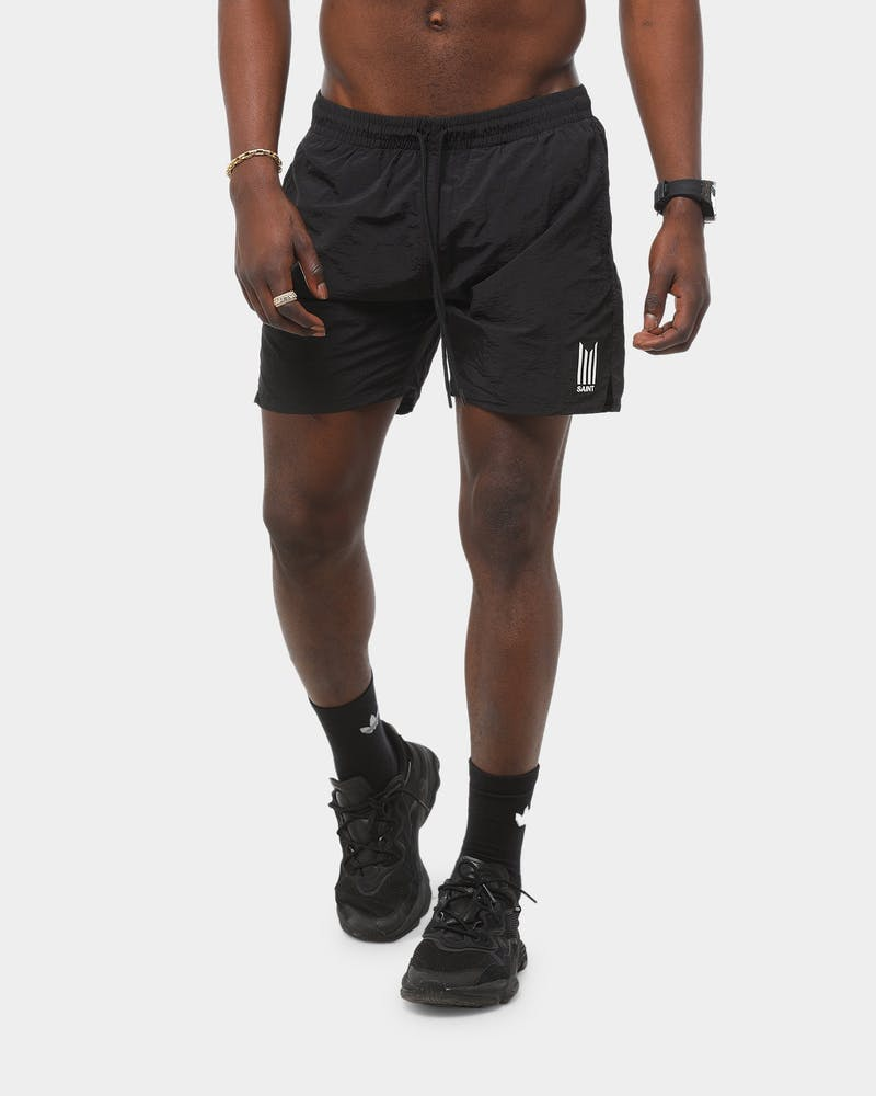 Saint Morta Saint United Short Black/White