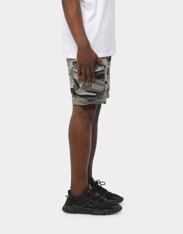 Thing Thing Set Track Short Grey/Camo