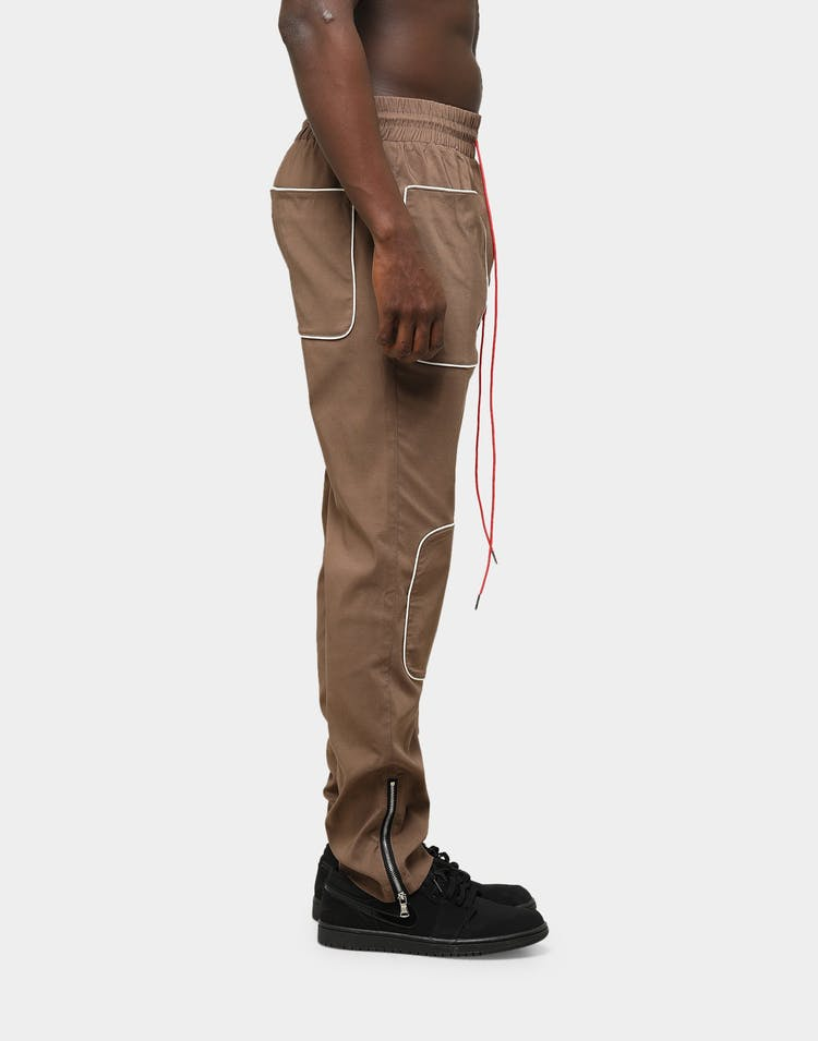 Lifted Anchors Men's Durham Pants Brown