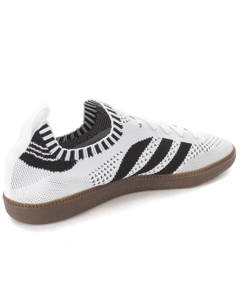 Adidas Samba Primeknit Sock White/Black/Brown