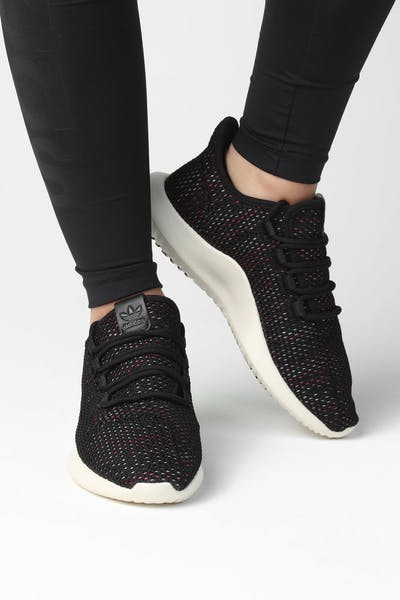 Adidas Originals Women's Tubular Shadow CK Black/White/Multi