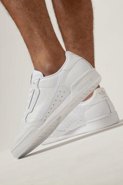 brand new d008b efc50 Adidas CONTINENTAL 80 WhiteWhite