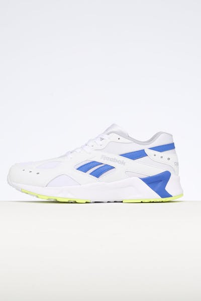 Reebok Aztrek White/Grey/Blue