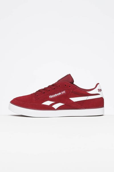 Reebok Revenge Plus MU Burgundy/White
