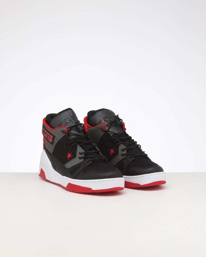 CONVERSE ERX 260 SPACE RACER MID BLACK/RED/GREY