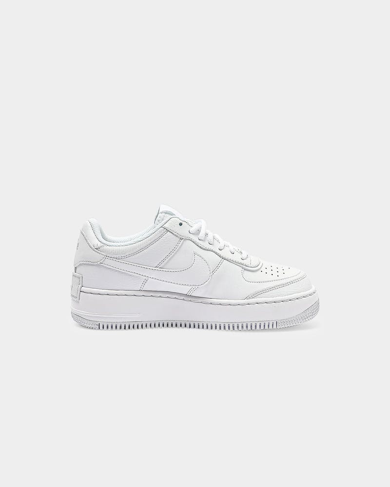 Nike Women's AF1 Shadow White/White/White