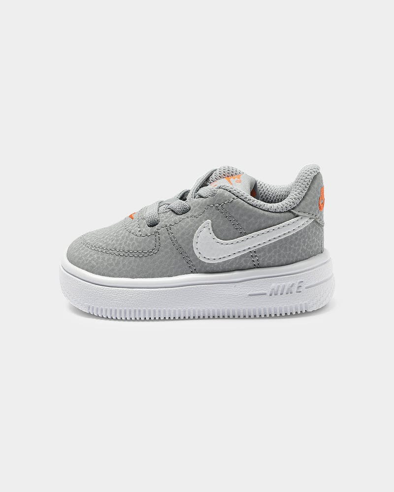 Nike Toddler Force 1 '18 Grey/White