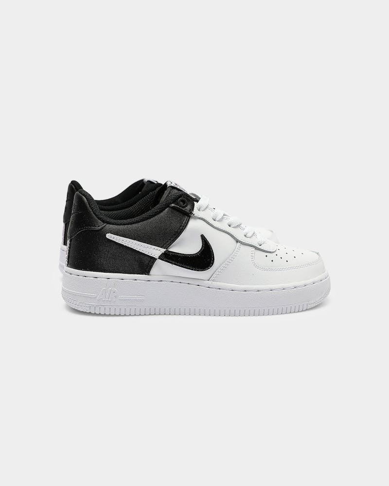 Nike Kids Air Force 1 '07 LV8 1 White/Black/White
