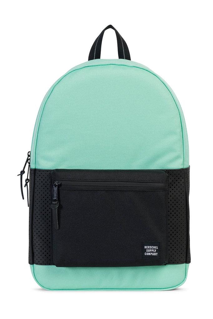 mint green vans bag