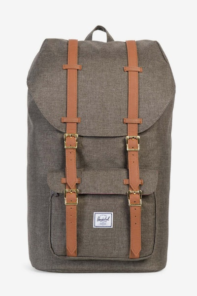 Herschel Supply Co Little America Crosshatch Khaki/Tan