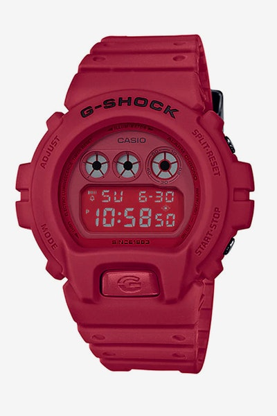 G-Shock 35th Anniversary DW-6935C-4DR Red/Red