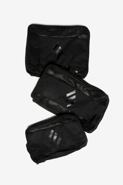 Elevn Clothing Co Shoe Bag Pack Black