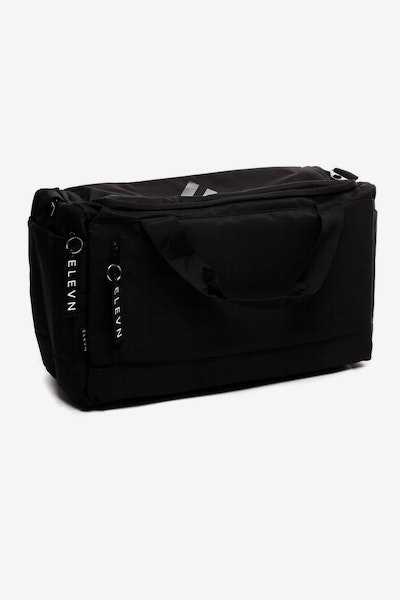 Elevn Clothing Co Travel Bag Black