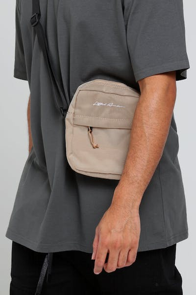 Lifted Anchors Mercury Side Bag Khaki