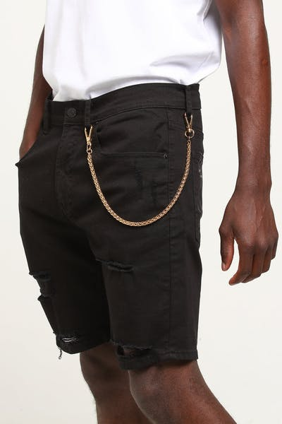 New Slaves Pants Chain Gold