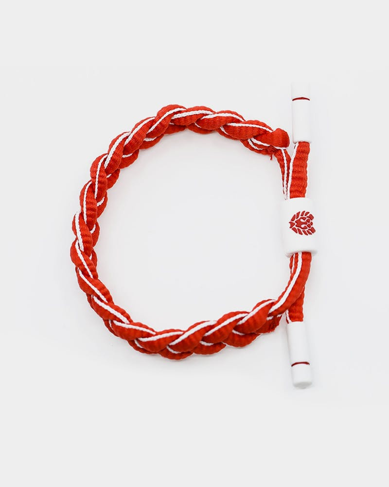 Rastaclat Red Hue Red/White