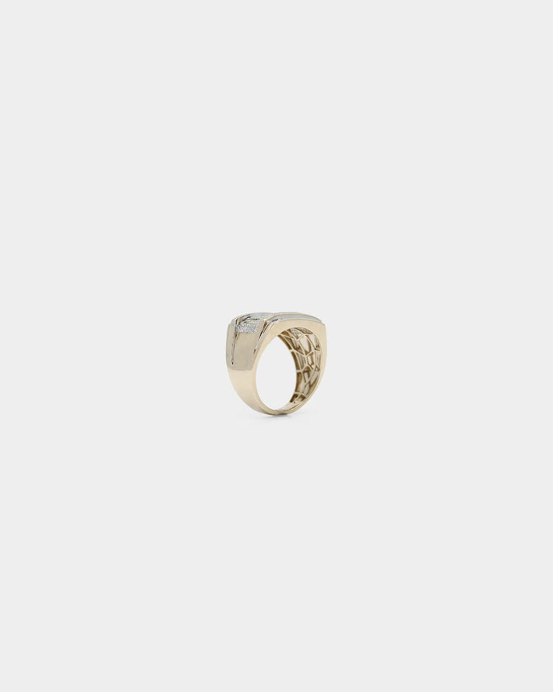 House of Auric Rapport Ring 10K Yellow Gold