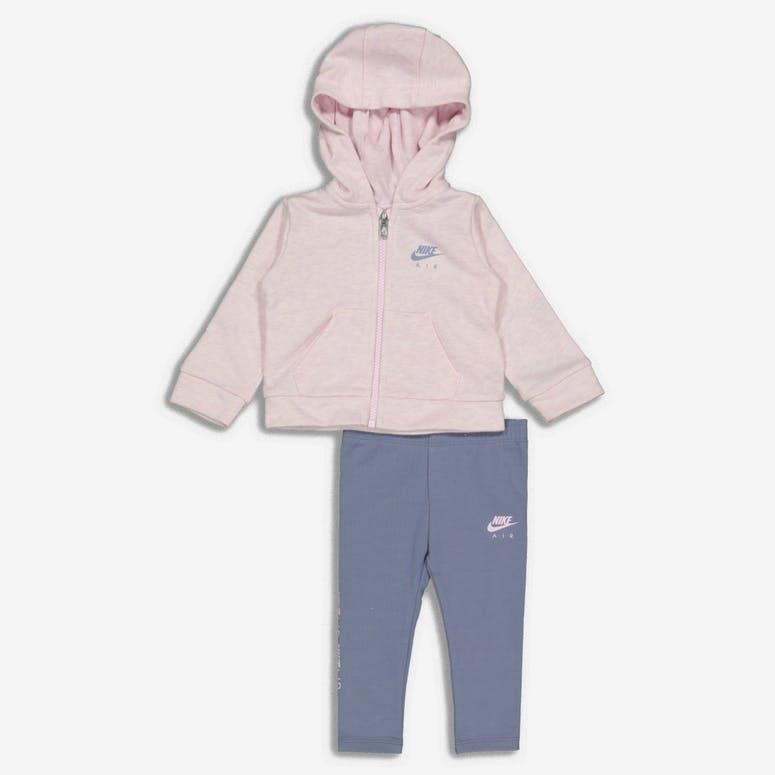 a60a24e588 Nike Infant NKG G NSW Full Zip Air Leg Set Pink Grey – Culture Kings NZ
