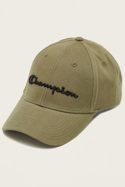 Champion Classic Twill Hat Cargo Olive