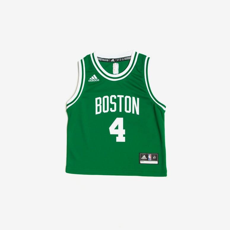 Adidas Boston Celtics Road Toddler Jersey Isaiah Thomas 4 Kelly Green 9afcefdfc