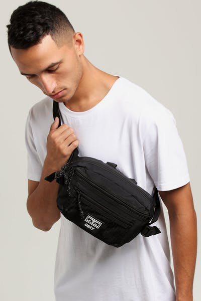OBEY Conditions Waist Bag Black