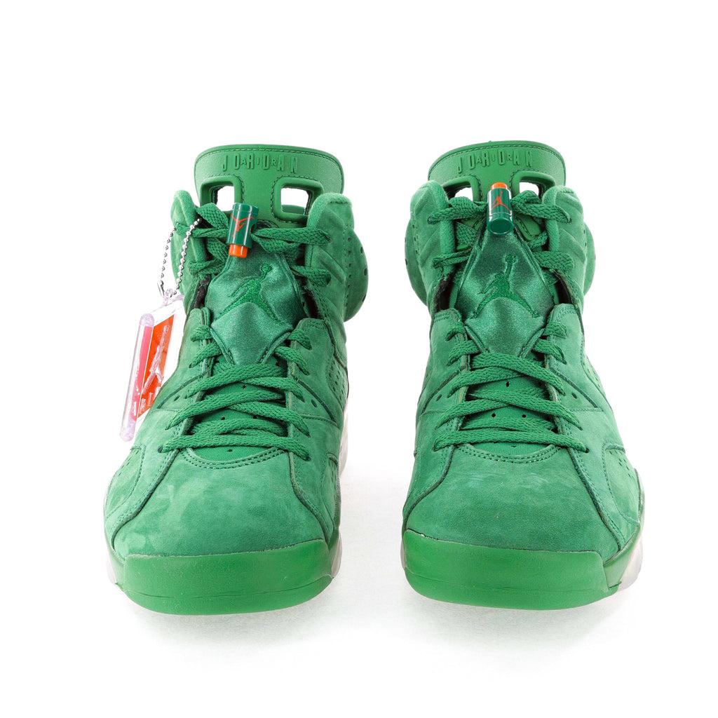 air jordan gatorade 6 green nz