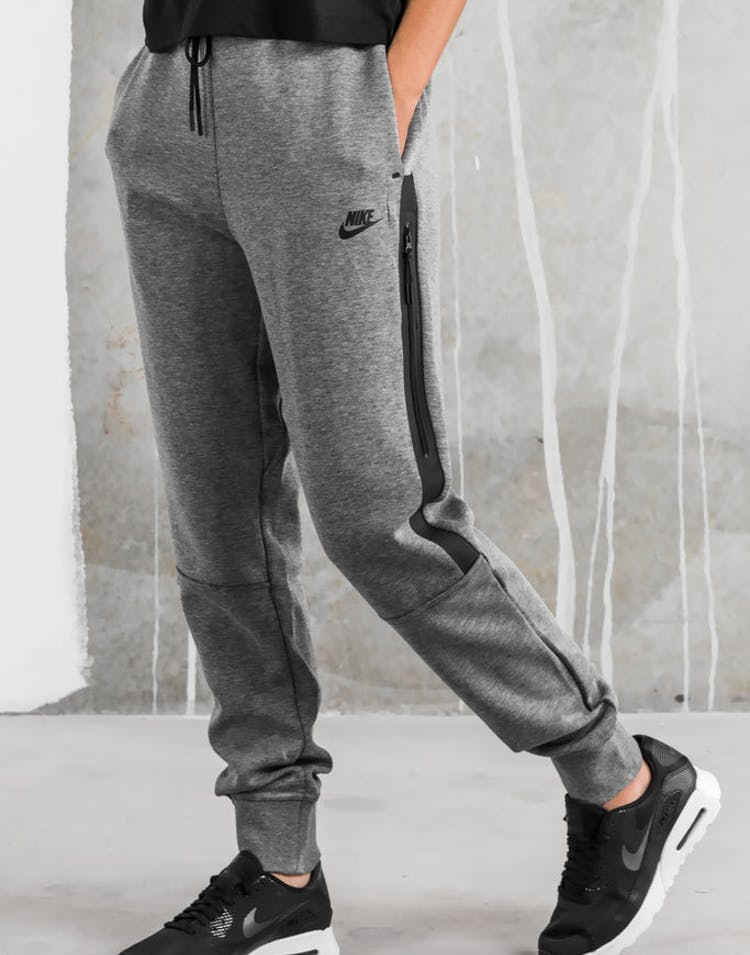 Nike Women's Tech Fleece Pant Dark Grey/Black