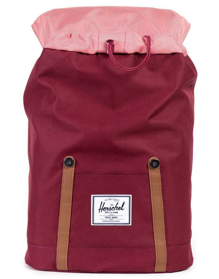 Retreat Backpack Wine