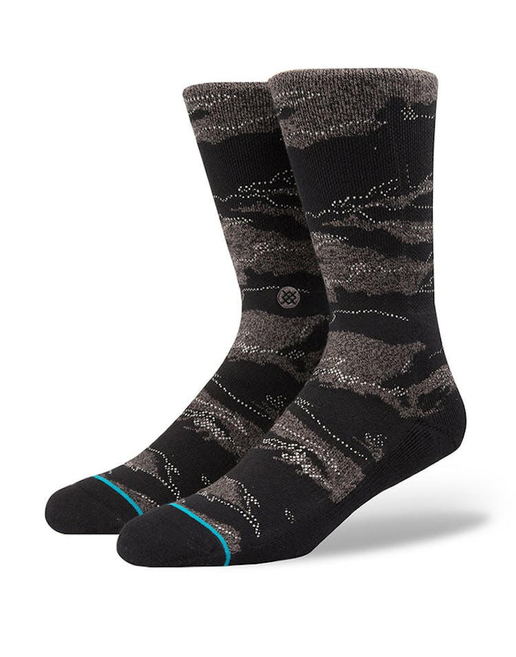 Stance Savages Sock Black