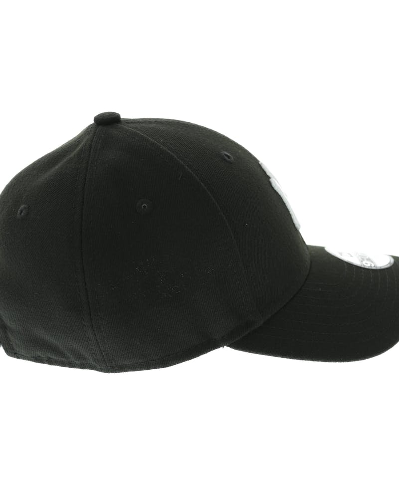 New Era Yankees Kids 9FORTY Precurve Black/White