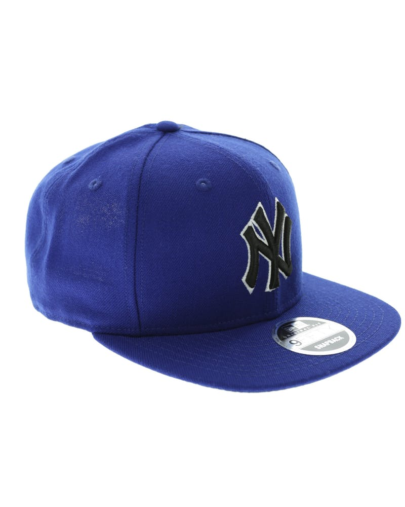 Yankees Outline Original Fit Royal/black