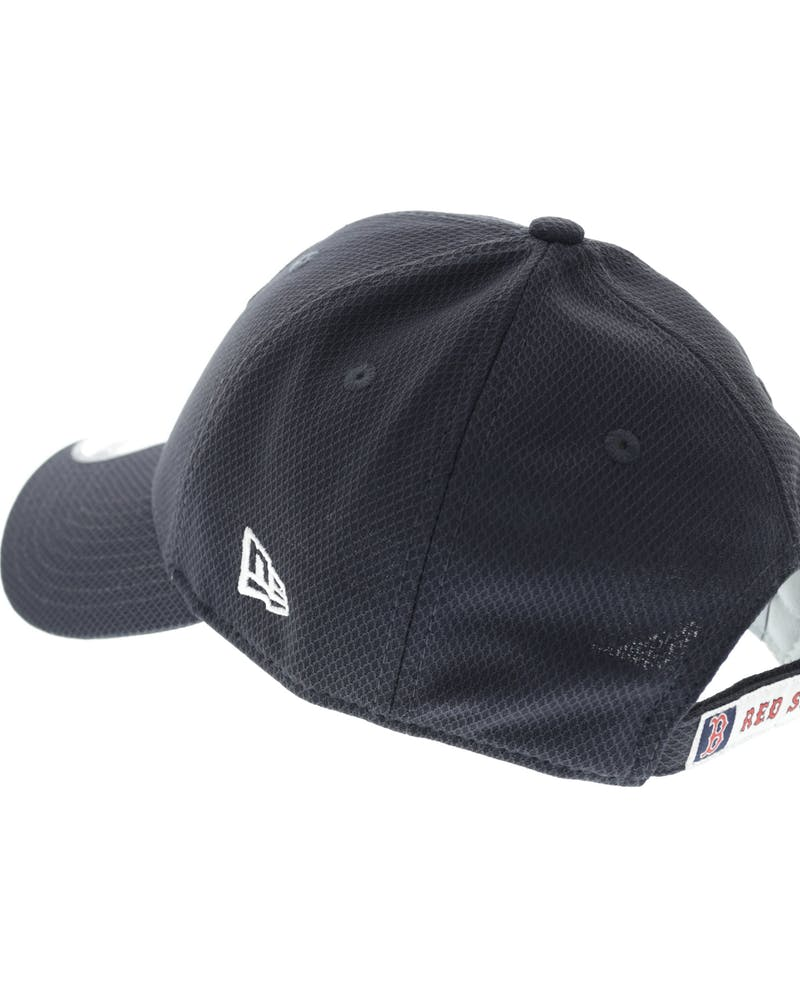 New Era Red Sox Bevel Logo VELCROBACK NAVY/RED