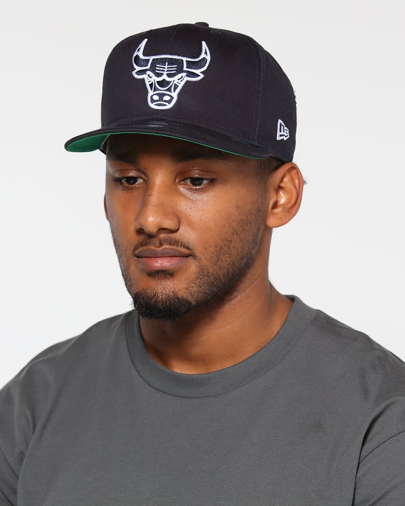 New Era Chicago Bulls 9FIFTY Snapback Navy