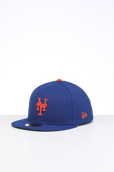 New Era New York Mets 59FIFTY GM Blue/OTC