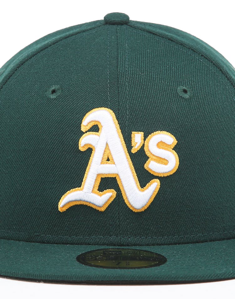 New Era Oakland Athletics 59FIFTY Fitted Green/OTC