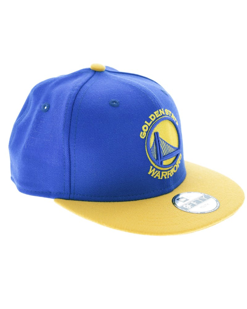 New Era Youth Warriors Snapback Royal/Gold