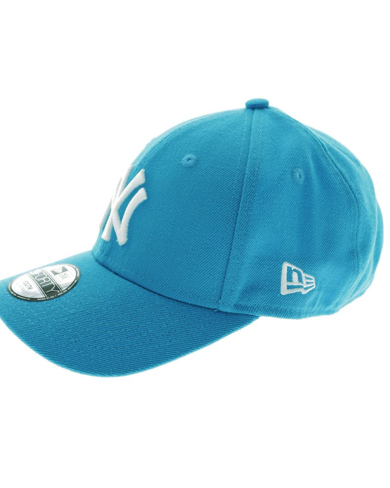 New Era Youth Yankees 9FORTY Velcro Back Blue/Navy