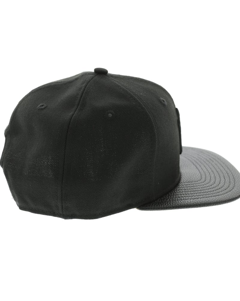 New Era Yankees Pebble Beach Original Fit Snapback Black/Wheat