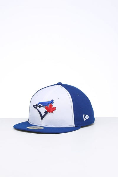 New Era Toronto Bluejays 59FIFTY ALT3 White/Blue/OTC