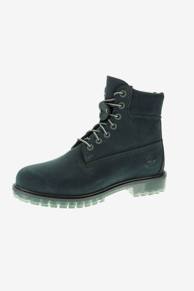 Timberland 6 Inch Premium Boot TPU Outsole Dark Green
