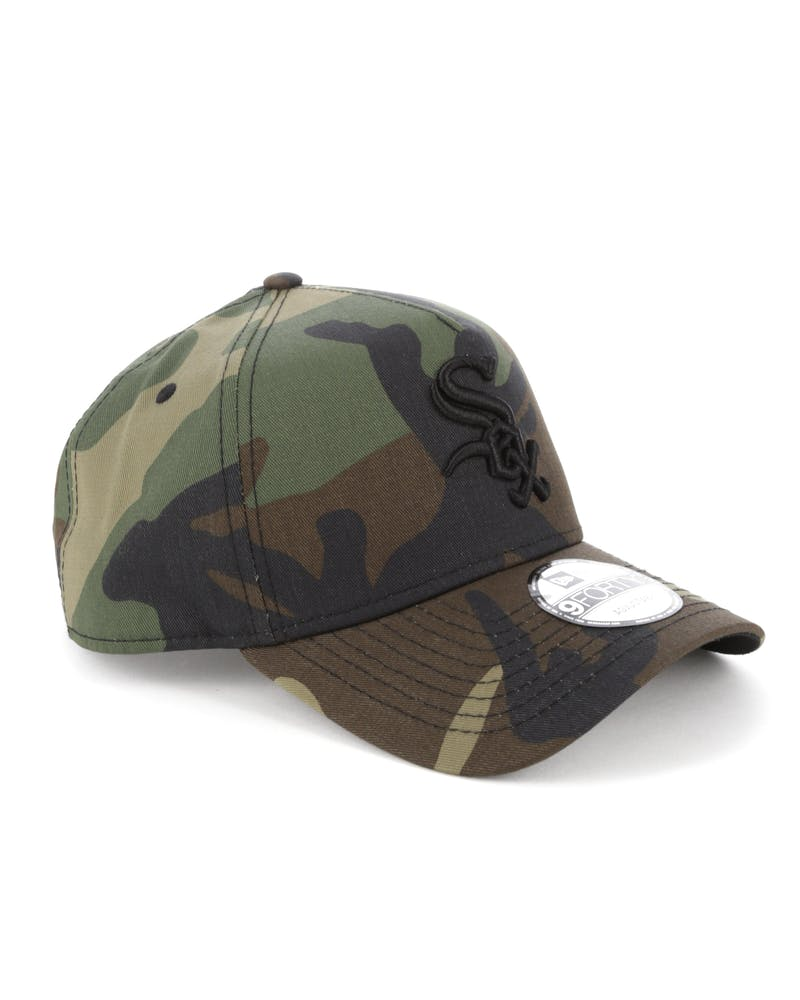 New Era White Sox 9FORTY A-Frame Camo