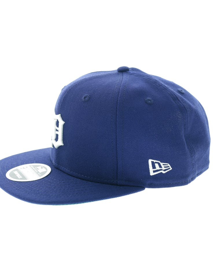 New Era Detroit Tigers 9FIFTY Original Fit Snapback Royal