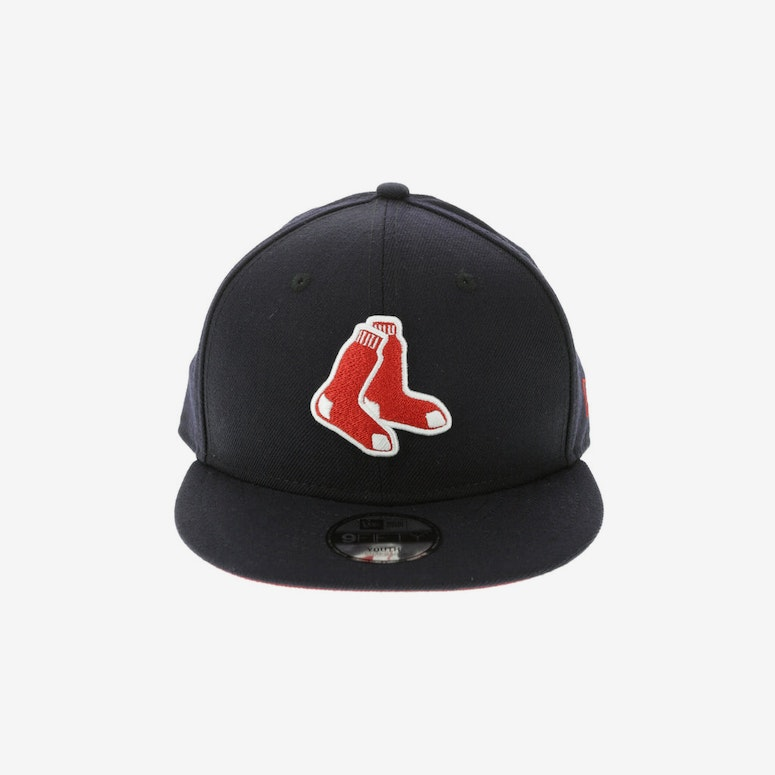 d7bd8b4183d New Era Boston Red Sox Youth MLB Mix 9FIFTY Snapback Navy – Culture ...