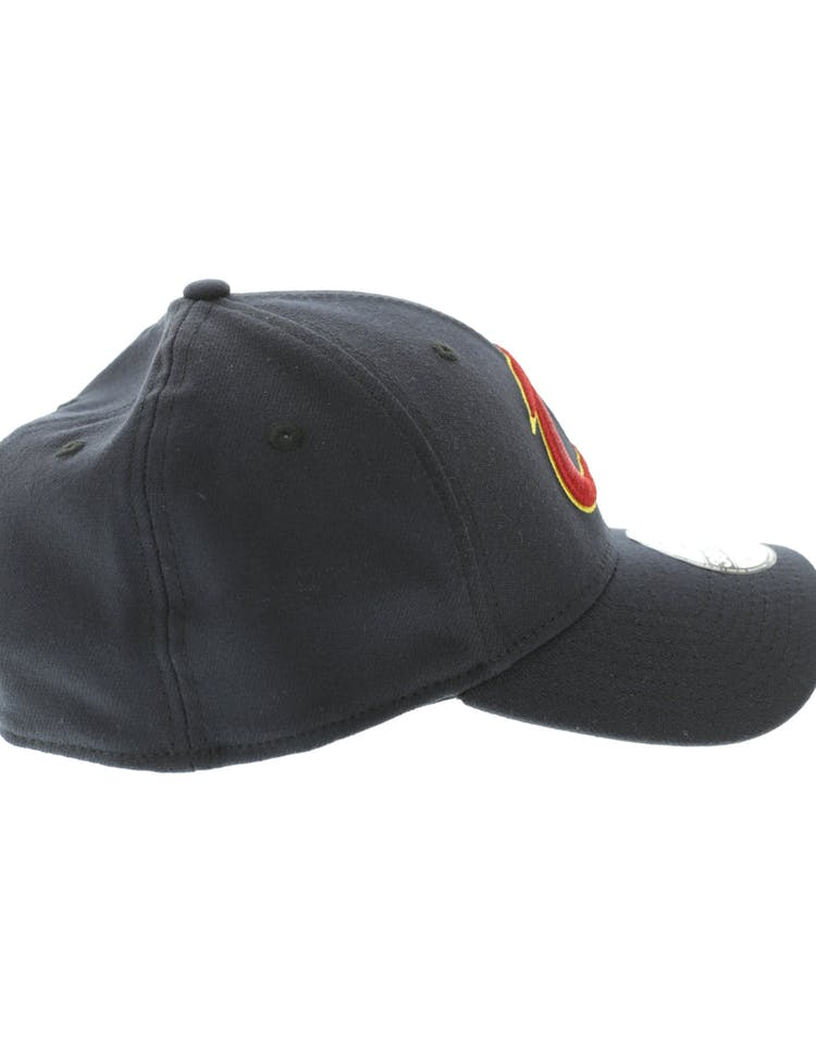 New Era Cleveland Cavaliers Logo 3930 Fitted Navy