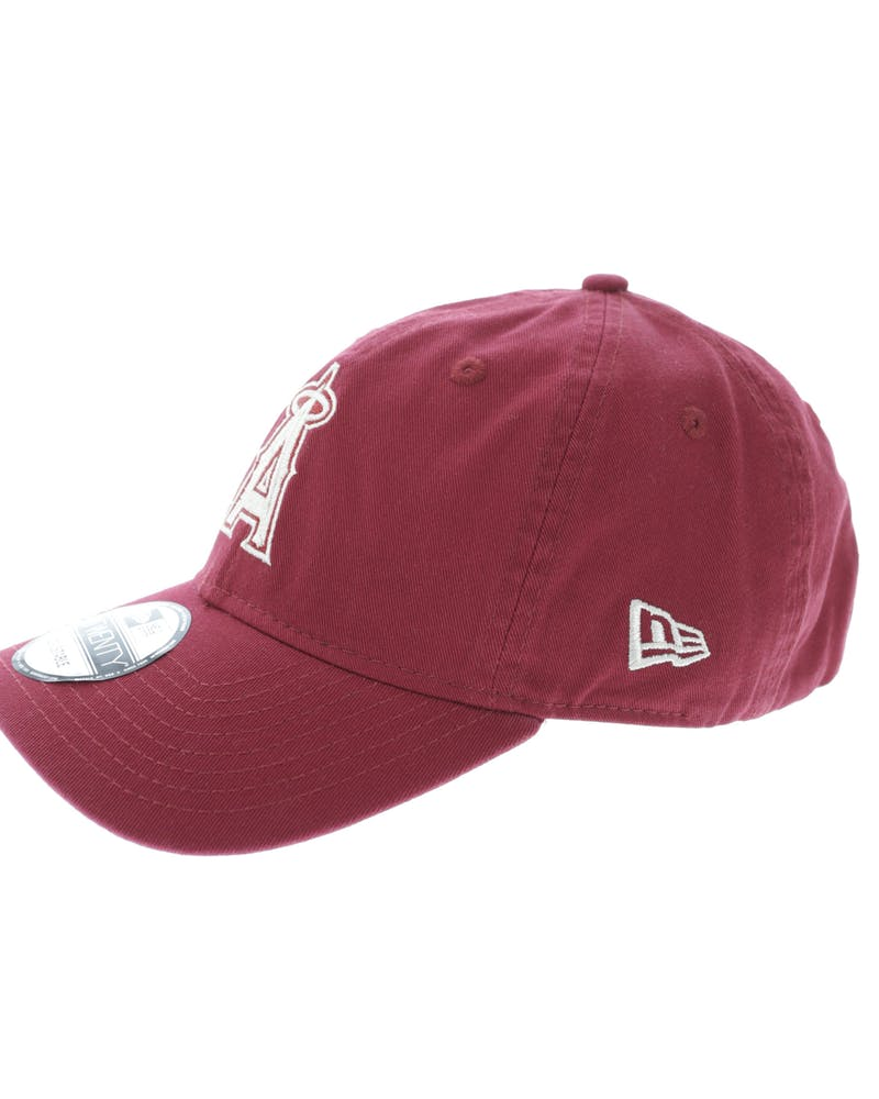 New Era Los Angeles Angels Season Colours 920 Strapback Cardinal