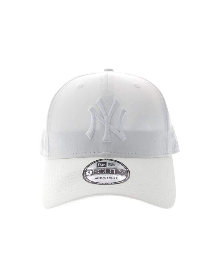 first rate 45900 10c8c New Era New York Yankees 940 Ripstop Snapback White