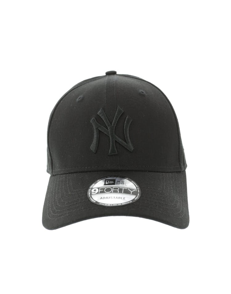New Era New York Yankees Military Camo 9FORTY Strapback Black/Camo
