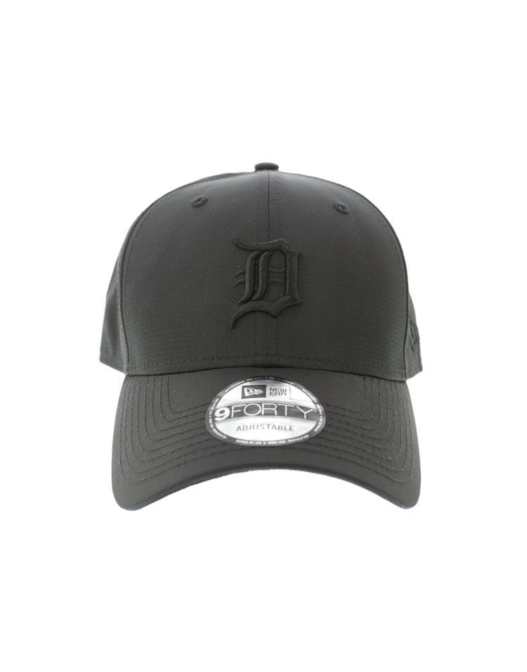 reputable site 29d66 c3fb6 New Era Detroit Tigers 940 Ripstop Snapback Black